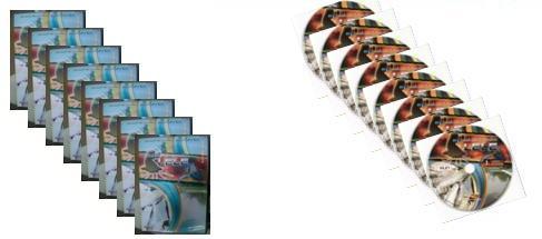 CD video dan buku panduan cara budidaya lele | Latar belakang apapun